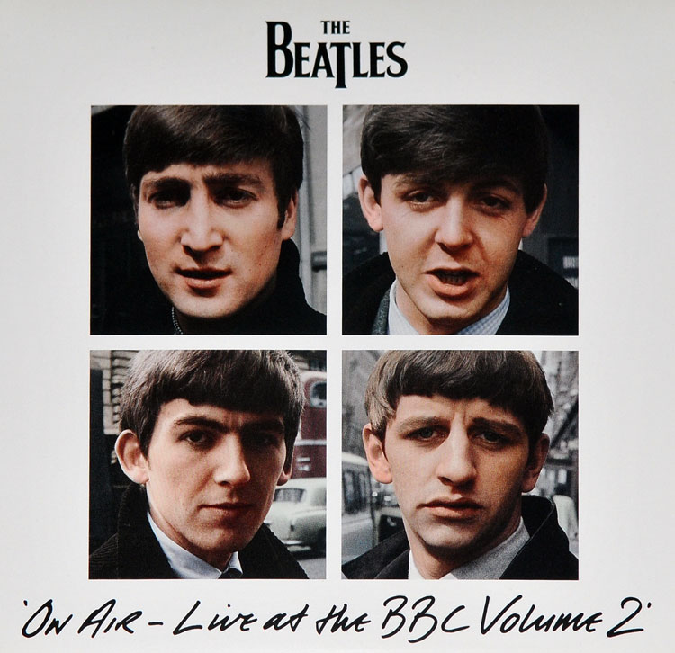 "THE BEATLES - ON AIR-LIVE AT THE BBC VOLUME 2 (7"")"