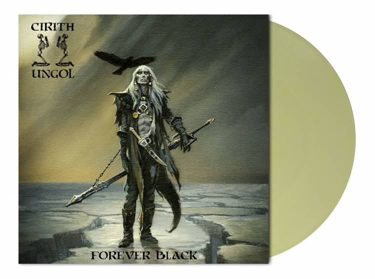 CIRITH UNGOL - FOREVER BLACK (OLIVE GREEN vinyl LP)