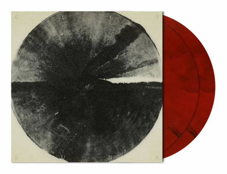 CULT OF LUNA - A DAWN TO FEAR (RED/BLACK MARBLED vinyl 2LP)
