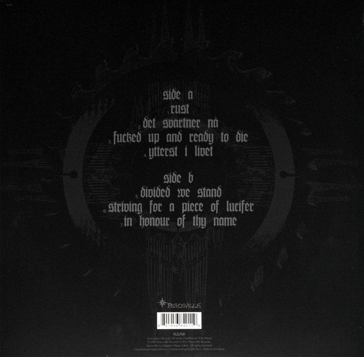 DARKTHRONE - HATE THEM (LP)