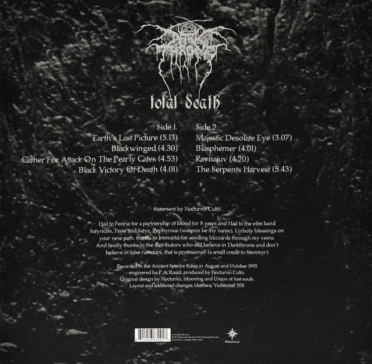 DARKTHRONE - PANZERFAUST (LP)