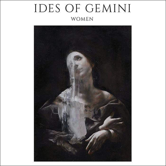 IDES OF GEMINI - WOMEN (WHITE vinyl LP + 7