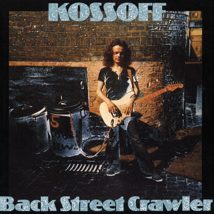 PAUL KOSSOFF - BACK STREET CRAWLER (LP)