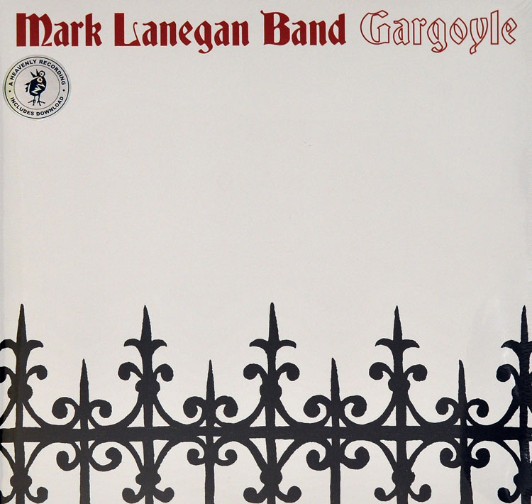 MARK LANEGAN BAND - GARGOYLE (LP)
