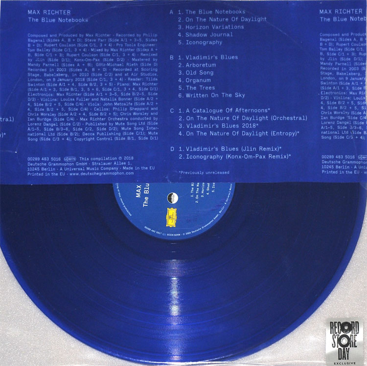 MAX RICHTER THE BLUE NOTEBOOKS DOWNLOAD