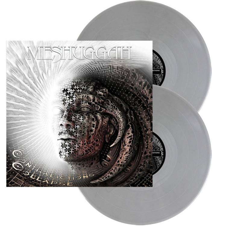 MESHUGGAH - CONTRADICTIONS COLLAPSE (GREY vinyl 2LP)