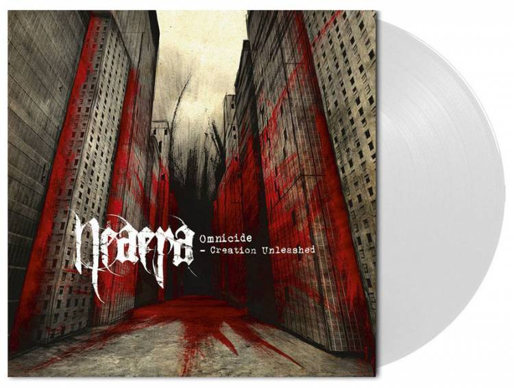 NEAERA - OMNISIDE-CREATION UNLEASHED (WHITE vinyl LP)