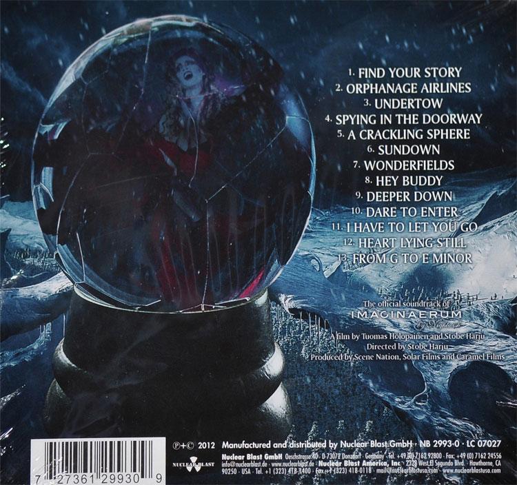cd nightwish imaginaerum