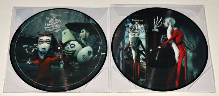 NIGHTMARE BEFORE CHRISTMAS (PICTURE DISC 2LP)