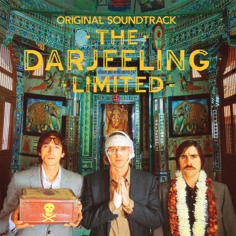 OST - THE DARJEELING LIMITED (GREEN vinyl LP)
