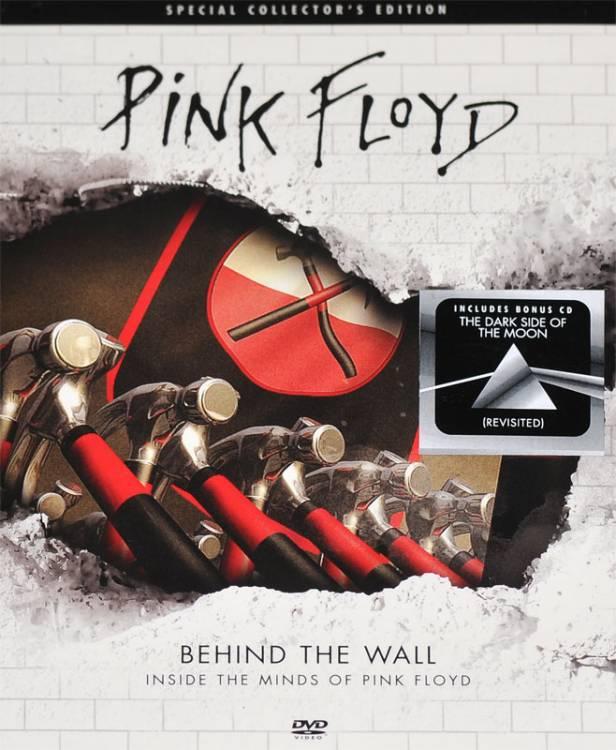 PINK FLOYD - BEHIND THE WALL (DVD + CD)