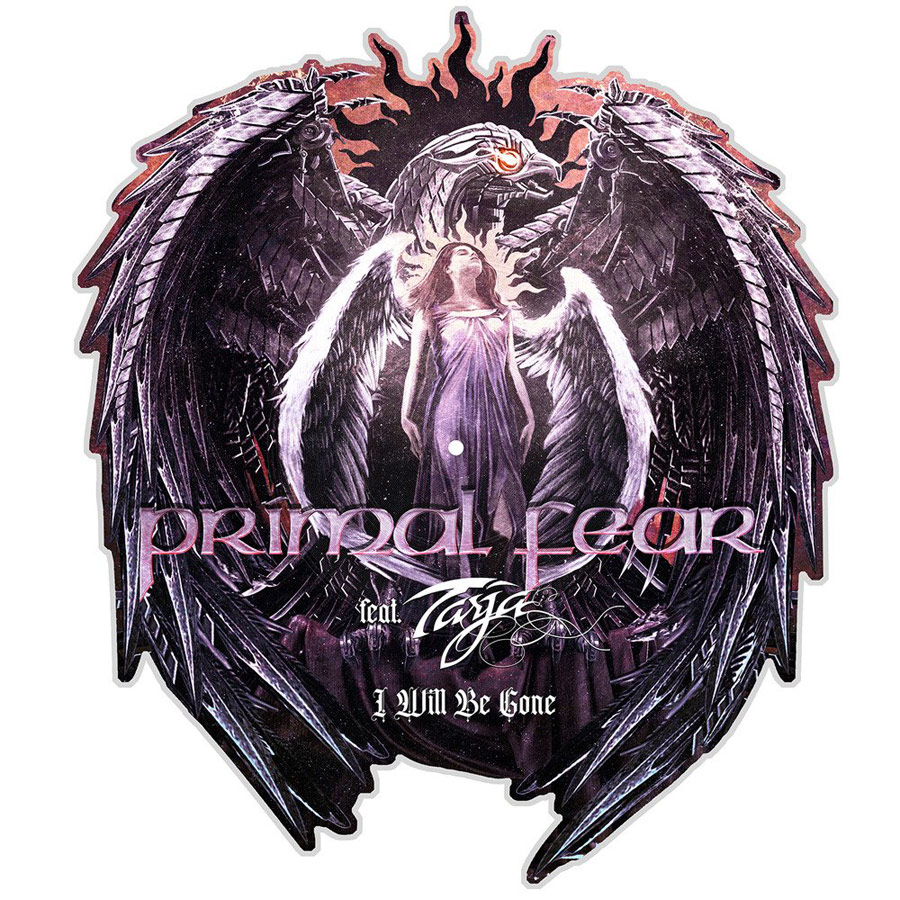 PRIMAL FEAR - I WILL BE GONE (SHAPED PICTURE DISC vinyl EP)