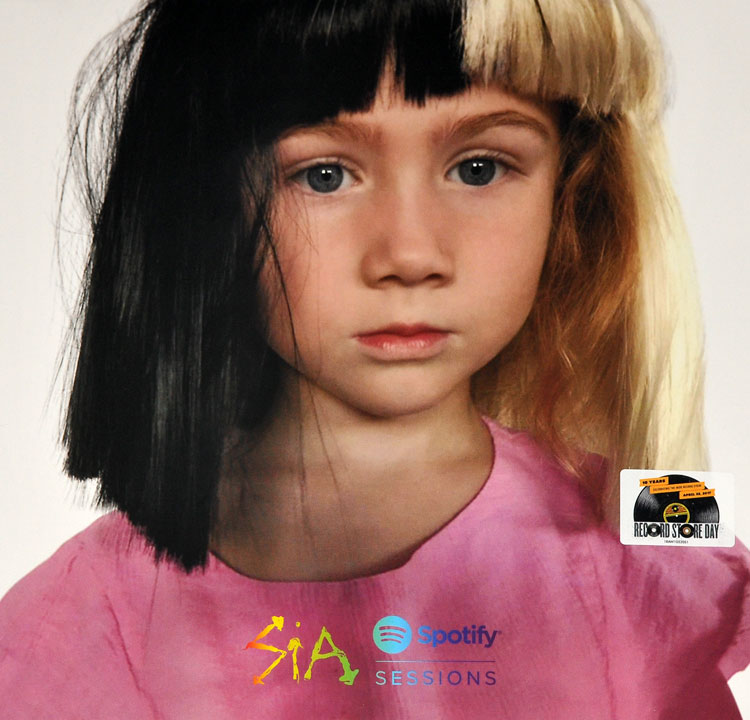 SIA - SPOTIFY SESSIONS (LP)
