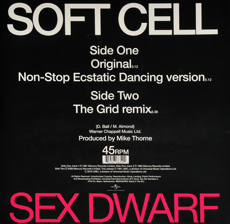 Dwarf music rock sex shop