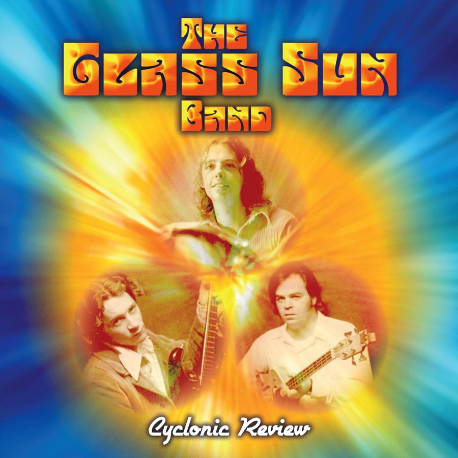 THE GLASS SUN BAND - CYCLONIC REVIEW (LP)