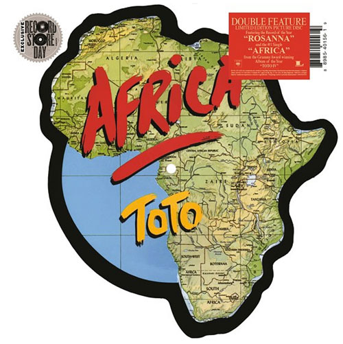 TOTO - AFRICA (7