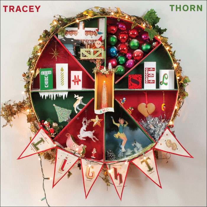 TRACEY THORN - TINSEL AND LIGHTS (LP + CD BOX SET)
