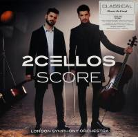 2 CELLOS - SCORE (WHITE vinyl 2LP)
