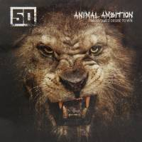 50 CENT - ANIMAL AMBITION (AN UNTAMED DESIRE TO WIN) (CD)
