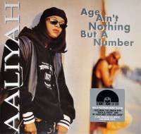 AALIYAH - AGE AIN'T NOTHING BUT A NUMBER (WHITE vinyl 2LP)