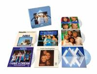 "ABBA - VOULEZ VOUS: THE SINGLES (7x7"" COLOURED vinyl BOX SET)"