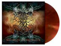 ABNORMALITY - SOCIOPATHIC CONSTRUCTS (ROOTBEER MARBLED vinyl LP)