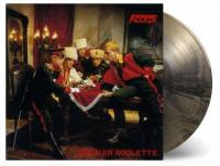 ACCEPT - RUSSIAN ROULETTE (GOLD & BLACK SWIRLED vinyl LP)