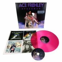 ACE FREHLEY - SPACEMAN (MAGENTA vinyl LP + CD)