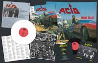 ACID - ENGINE BEAST (WHITE vinyl LP + 7