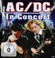 AC/DC - IN CONCERT (BLU-RAY)