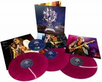 AEROSMITH - ROCKS DONINGTON 2014 (PURPLE vinyl 3LP + DVD)