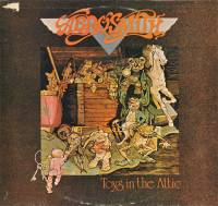 AEROSMITH - TOYS IN THE ATTIC (LP)