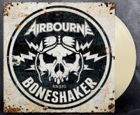 AIRBOURNE - BONESHAKER (BONE vinyl LP)