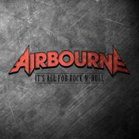"AIRBOURNE - IT'S ALL FOR ROCK N' ROLL (12"" BRONZE vinyl SINGLE)"
