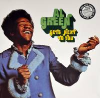 AL GREEN - GETS NEXT TO YOU (LP)