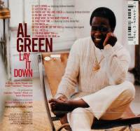 AL GREEN - LAY IT DOWN (CD)
