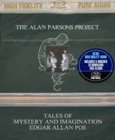 THE ALAN PARSONS PROJECT - TALES OF MYSTERY AND IMAGINATION (BLU-RAY AUDIO)