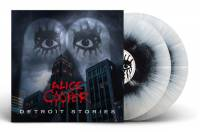 ALICE COOPER - DETROIT STORIES (WHITE/BLACK SPLATTER vinyl 2LP)