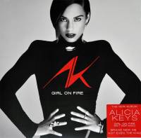 ALICIA KEYS - GIRL ON FIRE (2LP)