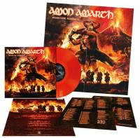 AMON AMARTH - SURTUR RISING (ORANGE vinyl LP)