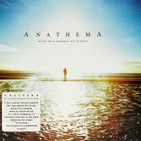ANATHEMA - WE'RE HERE BECAUSE WE'RE HERE (CD + DVD-A)