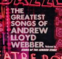 ANDREW LLOYD WEBBER - THE GREATEST SONGS OF ANDREW LLOYD WEBBER (2CD)