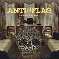 ANTI-FLAG - AMERICAN FALL (CD)