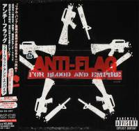 ANTI-FLAG - FOR BLOOD AND EMPIRE (CD)