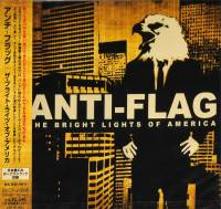 ANTI-FLAG - THE BRIGHT LIGHTS OF AMERICA (CD)