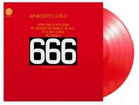 APHRODITE'S CHILD - 666 (RED vinyl 2LP)