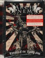 ARCH ENEMY - TYRANTS OF THE RISING SUN: LIVE IN JAPAN (DVD)