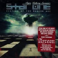 ARJEN ANTHONY LUCASSEN'S STAR ONE - VICTIMS OF THE MODERN AGE (CD)