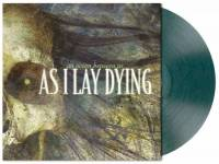 AS I LAY DYING - AN OCEAN BETWEEN US (CLEAR SWAMP GREEN MARBLED vinyl LP)