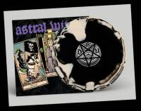 ASTRAL WITCH - ASTRAL WITCH (MARBLED vinyl LP)